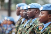 UN Peacekeeper day Congo