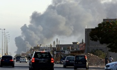 Fighting near Tripoli airport