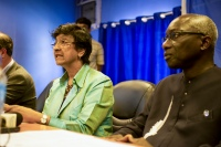 Pillay visits UNMISS