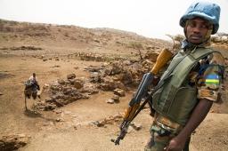 Haboob Chase in Darfur