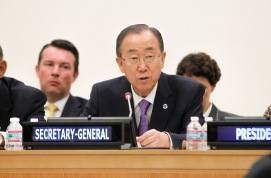 General Assembly: Informal interactive dialogue on the report of the Secretary-General on the responsibility to protect